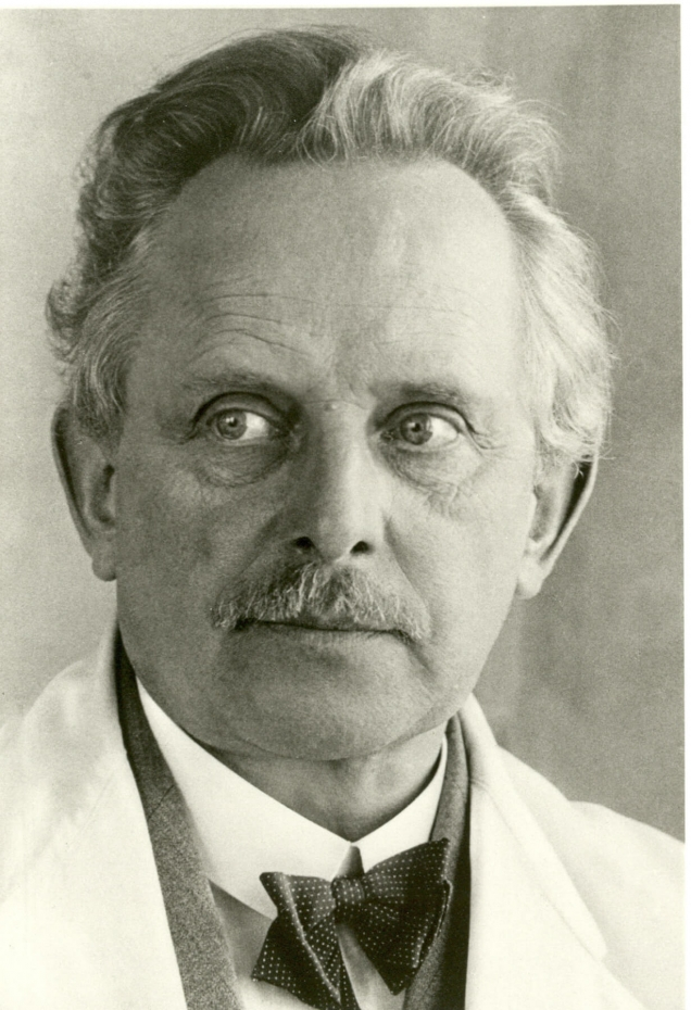 Oskar Barnack, the inventor of the 35 mm camera